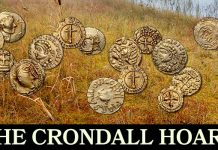 The Crondall Hoard of Anglo-Saxon Gold Coins