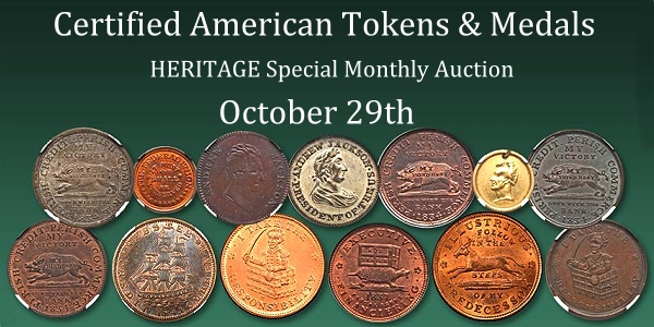 Tokens and Medals