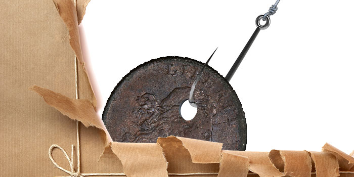 Numismatic Crime - Coins Missing or Stolen From Mail Around the Country