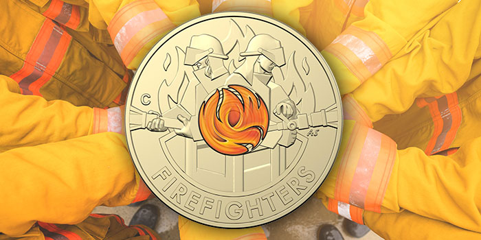 Proceeds From New Royal Australian Mint Coin to be Given to Australia's Firefighters