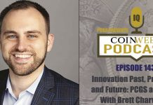 Innovation Past, Present and Future: PCGS and NFC With Brett Charville - CoinWeek Podcast #143