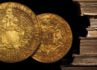 Queen Elizabeth I gold Sovereign - Heritage Auctions
