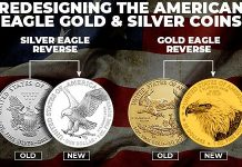 Get Familiar With the New 2021 American Eagle Reverse Designs