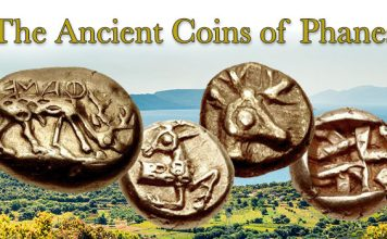 The Ancient Coins of Phanes - Michael T. Shutterly
