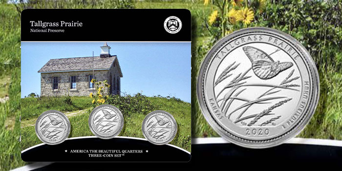 Final 2020 America the Beautiful Quarters 3-Coin Set Available Nov. 5