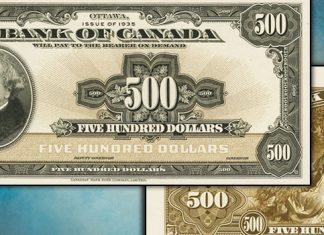 Changes to Legal Tender Status for Some Older Canadian Banknotes Take Effect in 2021