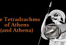 The Tetradrachms of Athens (and Athena), by Michael T. Shutterly