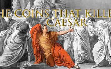 The Coins That Killed Julius Caesar