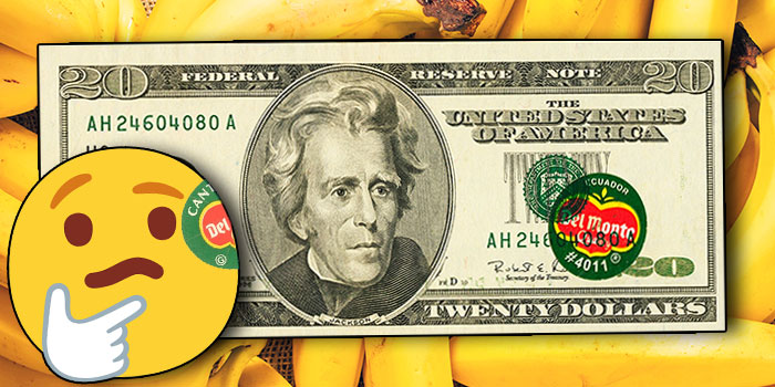 "PMG Certifies Famous ""Del Monte"" $20 Error Note Offered by Heritage"