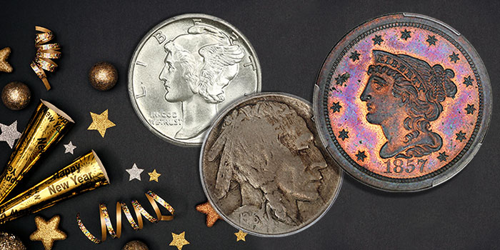 David Lawrence Rare Coins Opens First US Coin Auction of 2021 Online