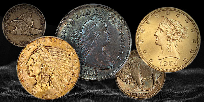 Classic Coin Alert: Highlights at David Lawrence Rare Coins Auction #1147
