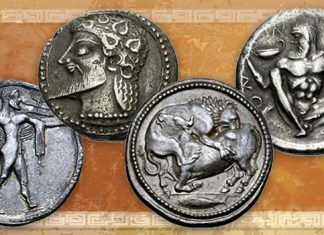 Ancient Greek Coins: Archaic to Classical