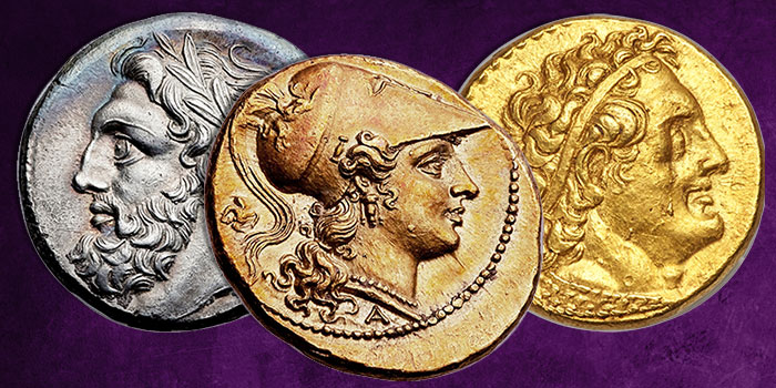 Ancient Coin Highlights of the Heritage January 2021 NYINC Auction