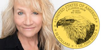 NGC Signs Exclusive Signature Label Deal With Jennie Norris, Designer of New American Gold Eagle Reverse