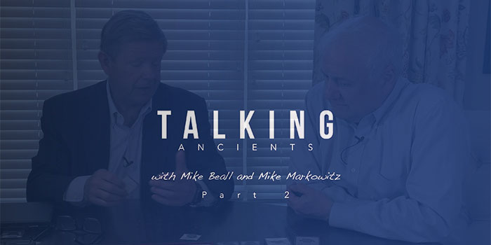 Talking Ancient Coins With Mike Beall and Mike Markowitz, Part II: Coins of the Bible