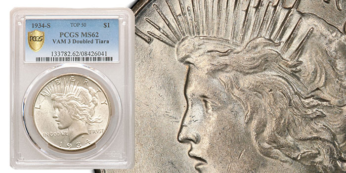 Specialty Silver Dollars Offered in Month-Long Heritage Auction