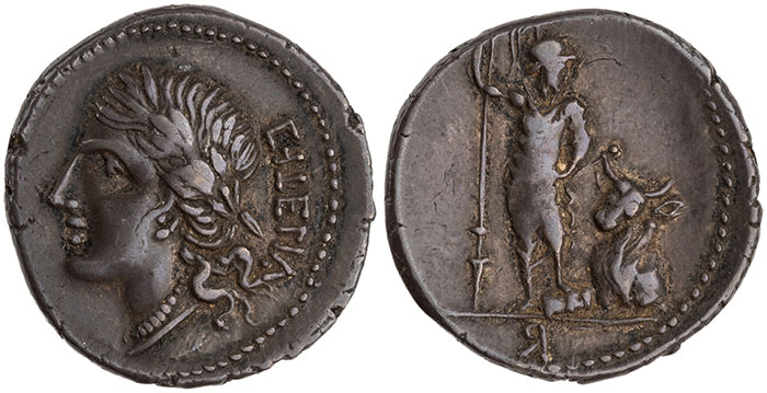 The First Italia on Coinage: Ancient Coins of Italy