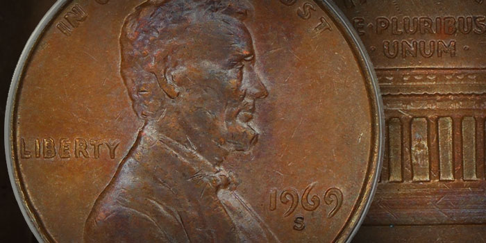 Rare 1969-S Doubled Die Lincoln Cent Among Highlights at David Lawrence Rare Coins