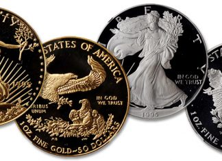 Flawless 1995-W Bullion Set Featured in Stack's Bowers Jan. 2021 Collector's Choice Online Auction