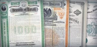 Archives International Auctions Sale of World Banknotes, Stocks, and Bond Certificates
