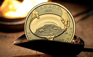 Royal Canadian Mint Captures Canada's History and Diverse Culture on Two New Gold Coins