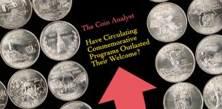 The Coin Analyst: Have Circulating Commemorative Programs Outlasted Their Welcome? - Louis Golino