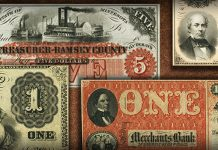 Heritage Offers a Western Gentleman's Collection of Obsolete Banknotes