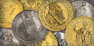 Künker Auction 346 Offers Gold Ducats, River Gold Issues, Military Orders