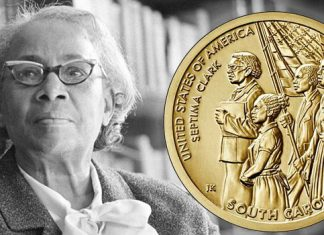 New Dollar Coin Honors Champion for American Civics, Septima Clark
