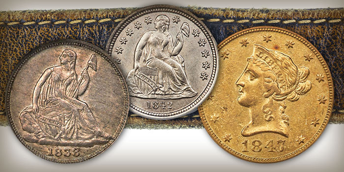 Pre-Civil War Collector Coins in The Steve Studer Collection, Part 2