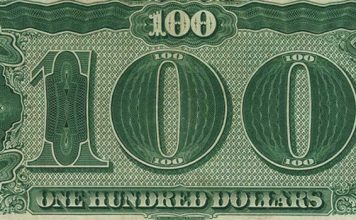 Stack's Bowers Offers Baby Watermelon 1890 $100 Treasury Note From Karelian Collection