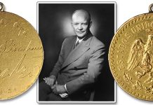 Eisenhower in Acapulco: An American-Mexican Numismatic Memento Featured in Stack's Bowers February Colelctors Choice Online Auction