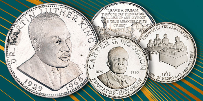 Medals of the American Negro Commemorative Society