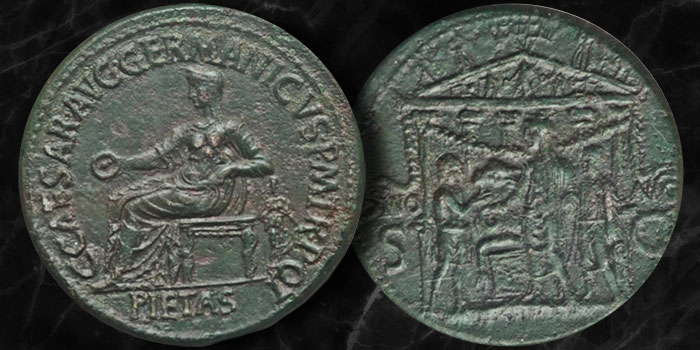 Special Offering of Ancient Roman Coins in Heritage Auctions Month-Long Sale