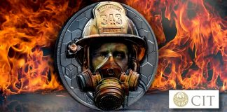 Firefighter - Real Heroes from Coin Invest Trust (CIT)
