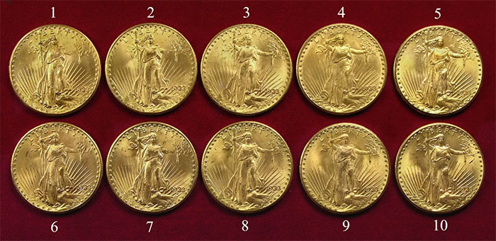 United States 1933 Double Eagle $20 Gold Coin 13