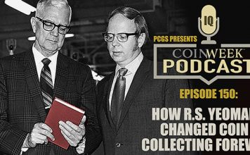 CoinWeek Podcast #150: How R.S. Yeoman Changed the Coin Collecting Hobby Forever