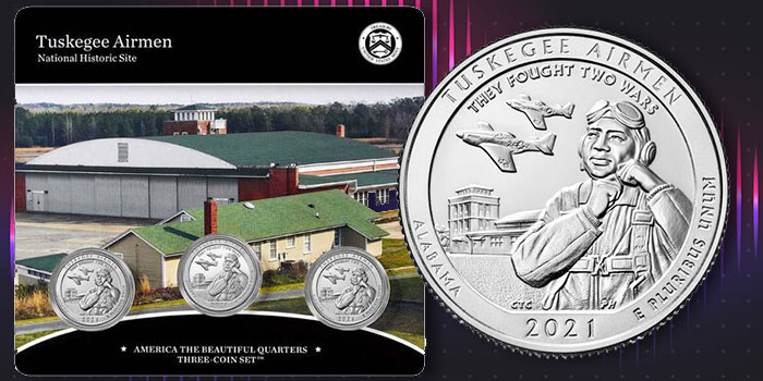 Final America the Beautiful Quarters Three-Coin Set Now Available