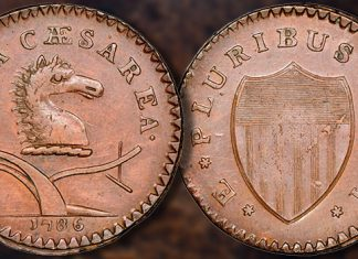 Extraordinary New Jersey Coppers From the Donald G. Partrick Collection at Heritage