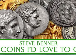 Steve Benner: Ten Ancient Coins I'd Love to Own