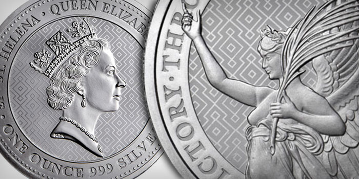 Explore the Queen's Virtues in a New Six-Coin Silver Series