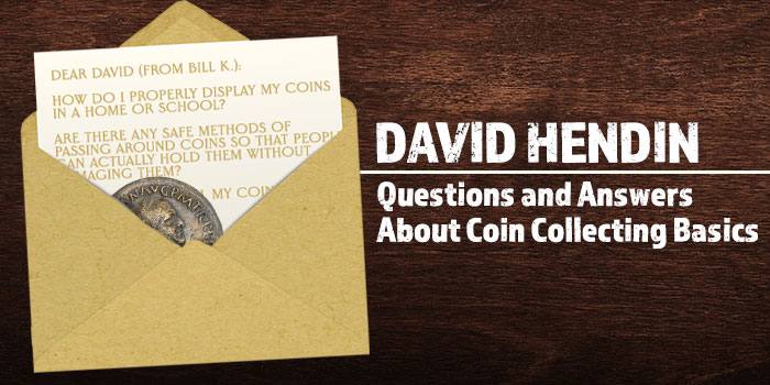 Questions and Answers About Coin Collecting Basics