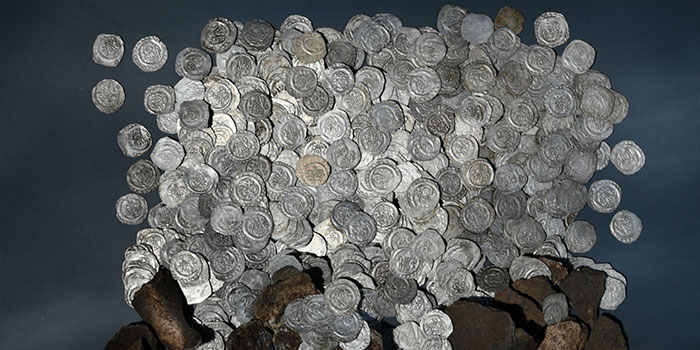 Künker Spring Auction 349 Features Hoard of Medieval German Coins