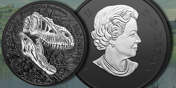 Reaper of Death Dominates Royal Canadian Mint's Latest Collector Coin Offering