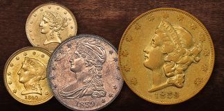 Steve Studer Collection Part 3 of US Coins Open for Bidding at Heritage Auctions
