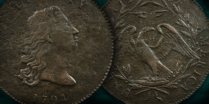 Copper Prototype of First Flowing Hair Dollar Brings $840,000 at Heritage Auctions