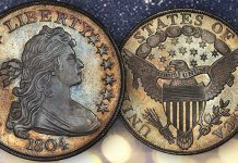 Stack's Bowers to Present Pogue 1804 Dollar in Auction at ANA World's Fair of Money