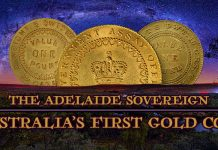 The Adelaide Sovereign—Australia's First Gold Coin. PCGS