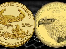 Type 2 American Gold Eagles Coming Soon