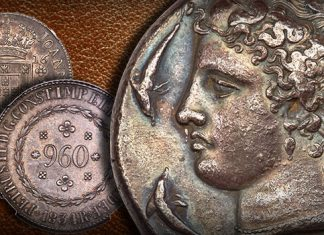 Central States Heritage World and Ancient Coin Auction Open for Bidding